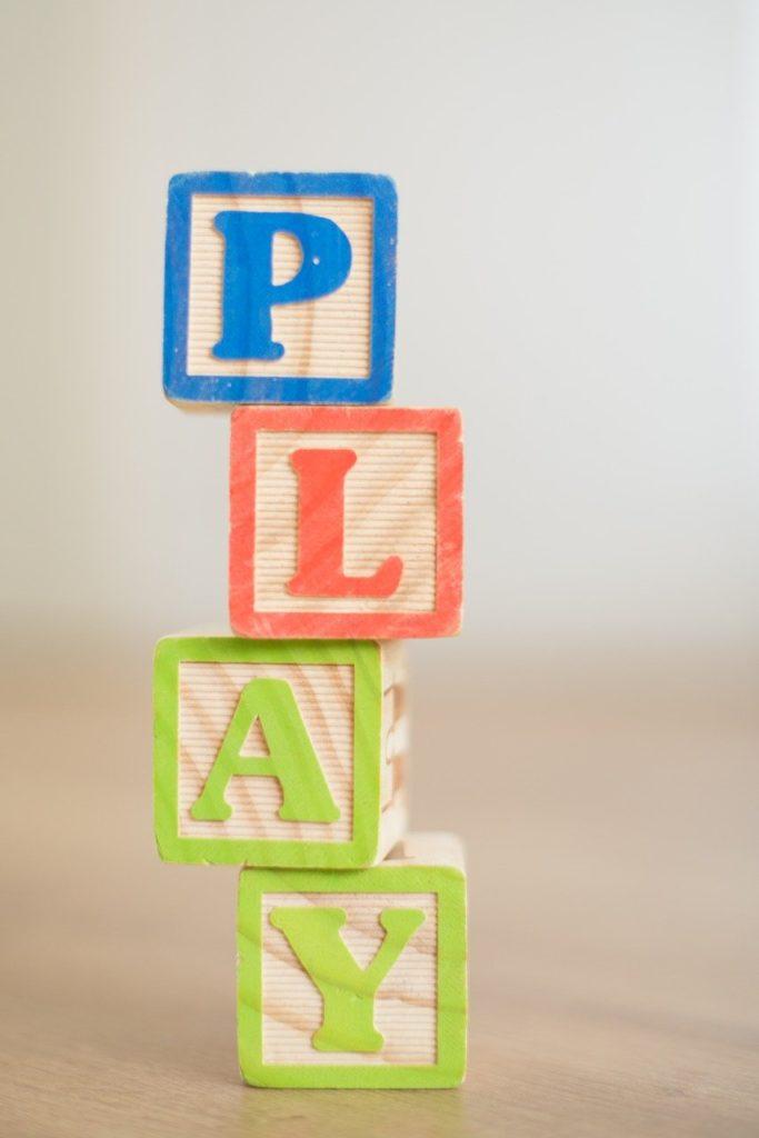 play, wooden, blocks